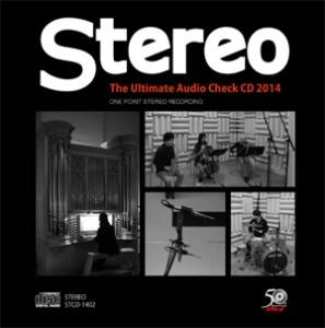 2014年2月号付録  The Ultimate Audio Check CD 2014 『究極のオーディオチェックCD 2014 目指せ! 原音再生』